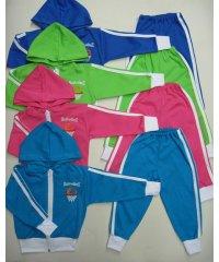 Спортивный костюм Баскетбол интерлок вышивка NCL773