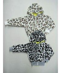 Куртка Тема  ясельная махра рваная NCL120