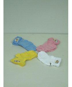 Шкарпетки однотонные (упаковка 12шт) шт махра NCL727