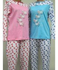 пижама Джулия интерлок NCL415