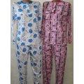 Пижама женская Ульяна  начес NCL342