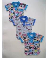Рубашка на планке кулир NCL602