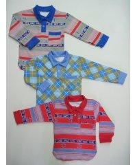 Рубашка интерлок NCL593