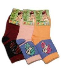 "Шкарпетки Дитячі ""Алия"", бамбук С/39"