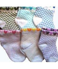 """Шкарпетки Дитячі """" Младенец """", шахматка"""