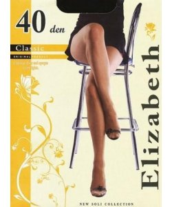 Колготки Elizabeth 40 den classic
