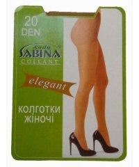 """Колготы женские """"Ledy Sabina"""" Elegant 20 den"""