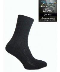 Демисезонные мужские Шкарпетки «Demi» плетение