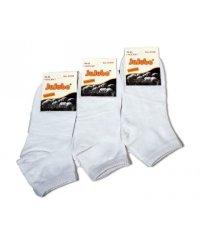 """Мужские низкие Шкарпетки """" Jujube """", белые"""