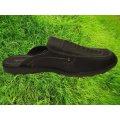 """Шлепки """" Zojas Shoes """" 8776 черные штучно"""