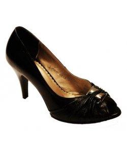 "Туфли "" Magnori "" H2246-85-692 Black штучно"