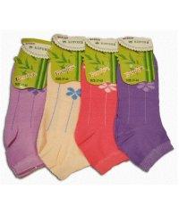 """Шкарпетки женские низкие """"Корона"""", В/2520"""