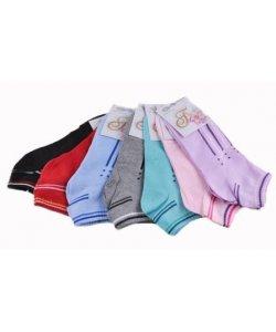 """Женские низкие Шкарпетки,сетка """"BFL"""", Е/070"""