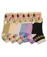 """Шкарпетки женские низкие """"Корона"""", В/2522"""