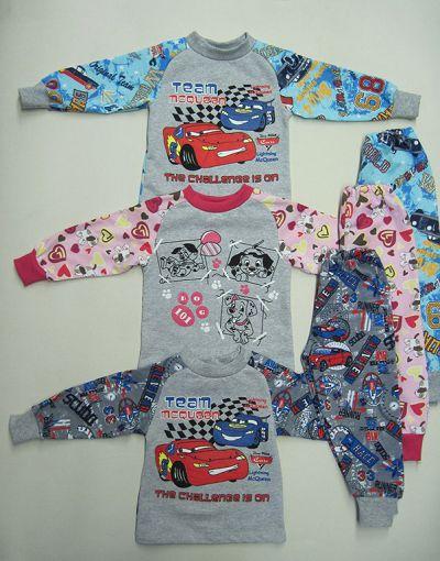Пижама реглан рукав начес накат NCL772 оптом дешево 568354627bc21
