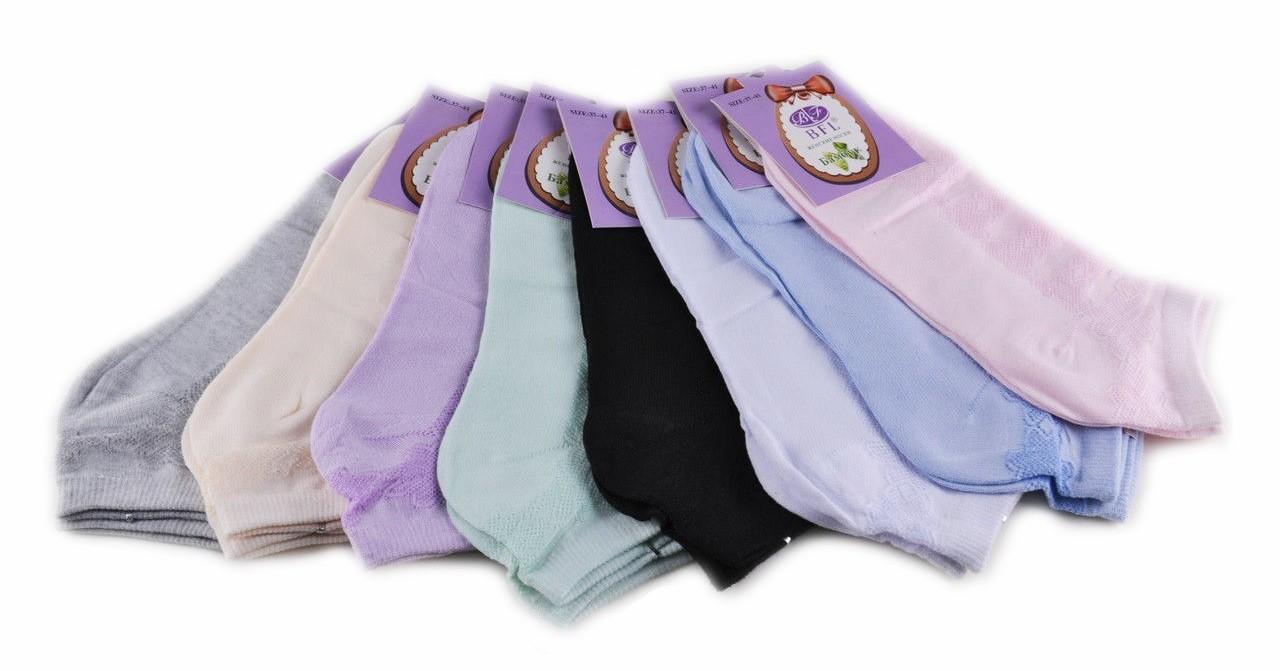 Женские низкие Шкарпетки 10e33f2943df7